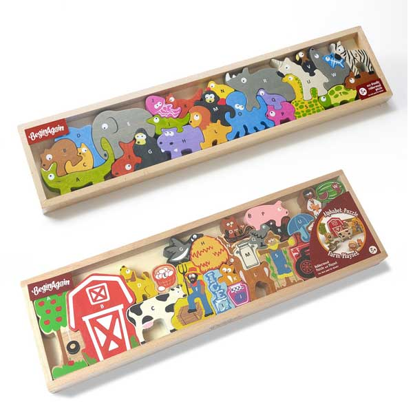 Animal Parade & Farm A to Z Bundle Pack